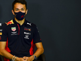 Williams tight-lipped on extent of Albon's Red Bull connections