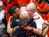 Ricciardo: 'Give Marko a hug, see how he handles it'