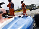 Pascal Wehrlein: Nothing I could do to avoid Jenson Button crash
