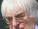 Brakes are on F1 float says Ecclestone