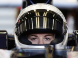 Wolff and Juncadella join Maldonado at test