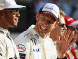 What were Button's best races?