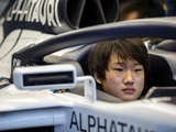 AlphaTauri hopeful Tsunoda wraps up maiden F1 test