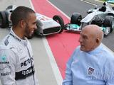 Hamilton leads tributes to F1 legend Moss