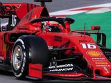 F1 testing: Leclerc fastest for Ferrari in Barcelona