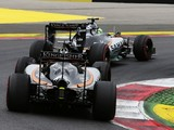 Force India to try old rear suspension as it investigates tyre woe