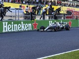"FIA: Early chequered flag in F1's Japanese GP was ""system error"""