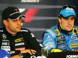 Juan Pablo Montoya, Fernando Alonso relishing chance to battle again at Indy 500