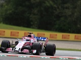 "Sergio Perez: ""It was definitely not the result we were expecting"""