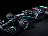 Mercedes switches to black F1 livery in anti-racism message
