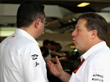 Brown denies McLaren are in 'crisis' mode