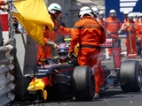 Verstappen uses crashes as motivation