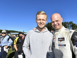 "Magnussen father and son Le Mans pairing ""difficult"" but not impossible"
