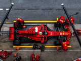 Vettel and Ferrari ahead of schedule and confident with SF90's early upgrades