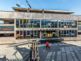 Check out Red Bull's epic new home - the 'Holzhaus'!