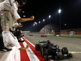 "Lewis Hamilton on 'Demanding' Bahrain Challenge: ""Max pushed me all the way"""