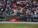 Leclerc slams German GP drag strip run-off