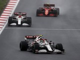 Alfa Romeo cleared the air with Giovinazzi over Turkey F1 team orders