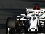Ericsson hails 'best six laps in two years'