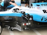 British GP: Williams reveals new F1 bargeboard package at Silverstone