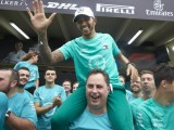Hamilton: Mercedes victories provide positive 'knock-on' effect for 2019