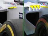 Tech Bite: Williams vortex generators and cockpit fin