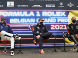 Horner 'fascinated' to watch Russell's Mercedes move