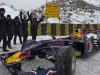 Red Bull scales world's highest road