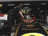Lotus has 50% option on Renault F1 team