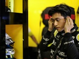 Renault 'disappointed' by Zhou, Lundgaard's F2 results