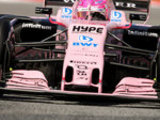 'Force India begin rebrand process'
