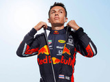 "Albon: ""It was a bit of a shock"""