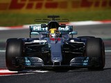 Spanish GP: Hamilton leads Mercedes F1 team-mate Bottas in FP1