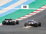 Perez edges closer to grid penalty