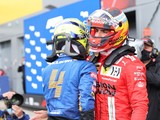 Sainz suggests he, Norris work together to break clear