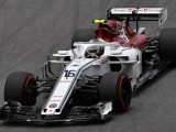 Leclerc hails 'special' Q2 lap in the wet