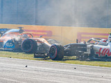 Tuscan GP restart crash 'poor from all involved'