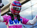 Shocked Stroll speechless after bagging maiden F1 pole