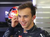 Gasly to drive for Red Bull at Pirelli 2017 tyre test