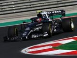 """Pierre Gasly: """"Hopefully we can continue to improve our performance in FP3"""""""