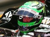 Fastest Hulkenberg offers glimpse of Force India form