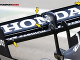Technical Insight: The flexible front and rear wing war rages on