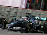 Lewis Hamilton leads Canada FP1 as Mercedes dominates