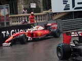 Ferrari puts Raikkonen's poor Monaco GP down to dislike of track