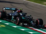 Bottas beats Hamilton for Imola pole, Gasly stars