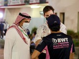 Saudi F1 promoter has discussed human rights concerns with drivers