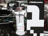 Hamilton 'humbled' by latest milestone