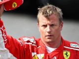 Italian GP: Kimi Raikkonen on pole, Sebastian Vettel second & Lewis Hamilton third