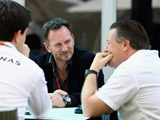 Horner downplays McLaren-Renault link up