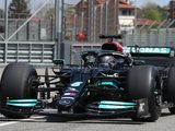 Hamilton 'plans to be here next year' amid tyre test